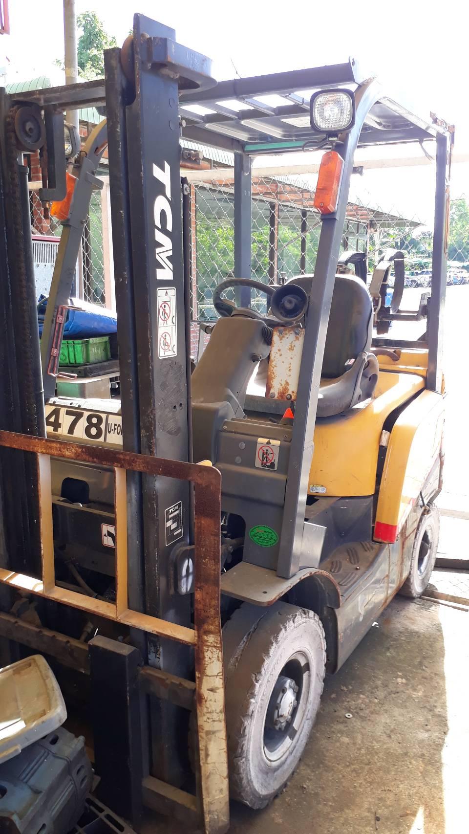 TCM FORKLIFT COUNTER FG15T13-VM300, LPG, 1.5 Ton