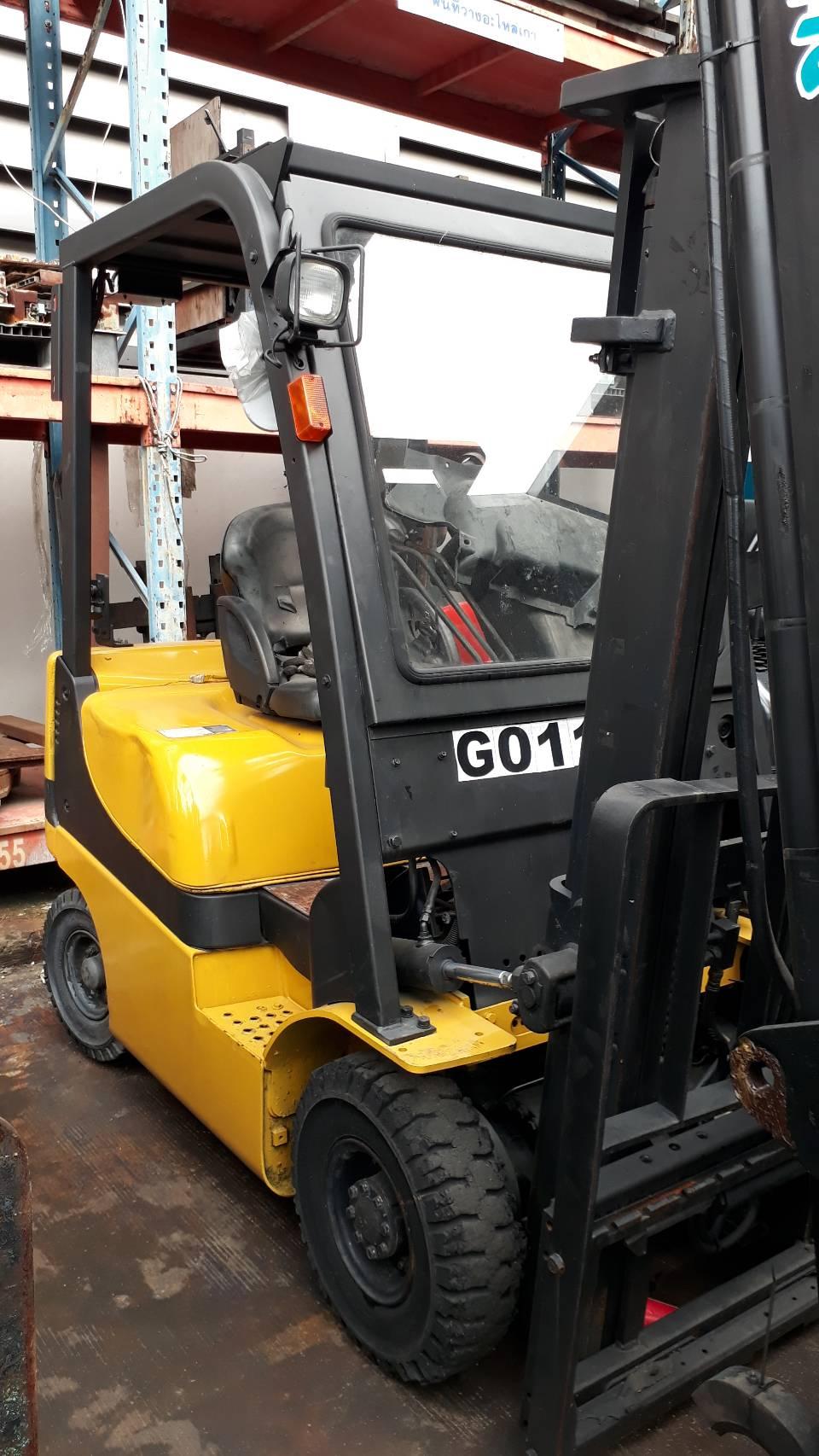 YALE FORKLIFT COUNTER GTP15AK-V3000, LPG, 1.5 Ton